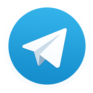 Telegram launcher icon