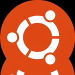 Round Ubuntu Linux logo